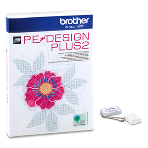 Программа PE-Design Plus 2, Brother PEDPLUS2