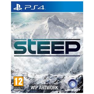 PS4 mäng Steep