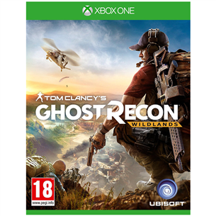 Xbox One mäng Tom Clancys Ghost Recon: Wildlands