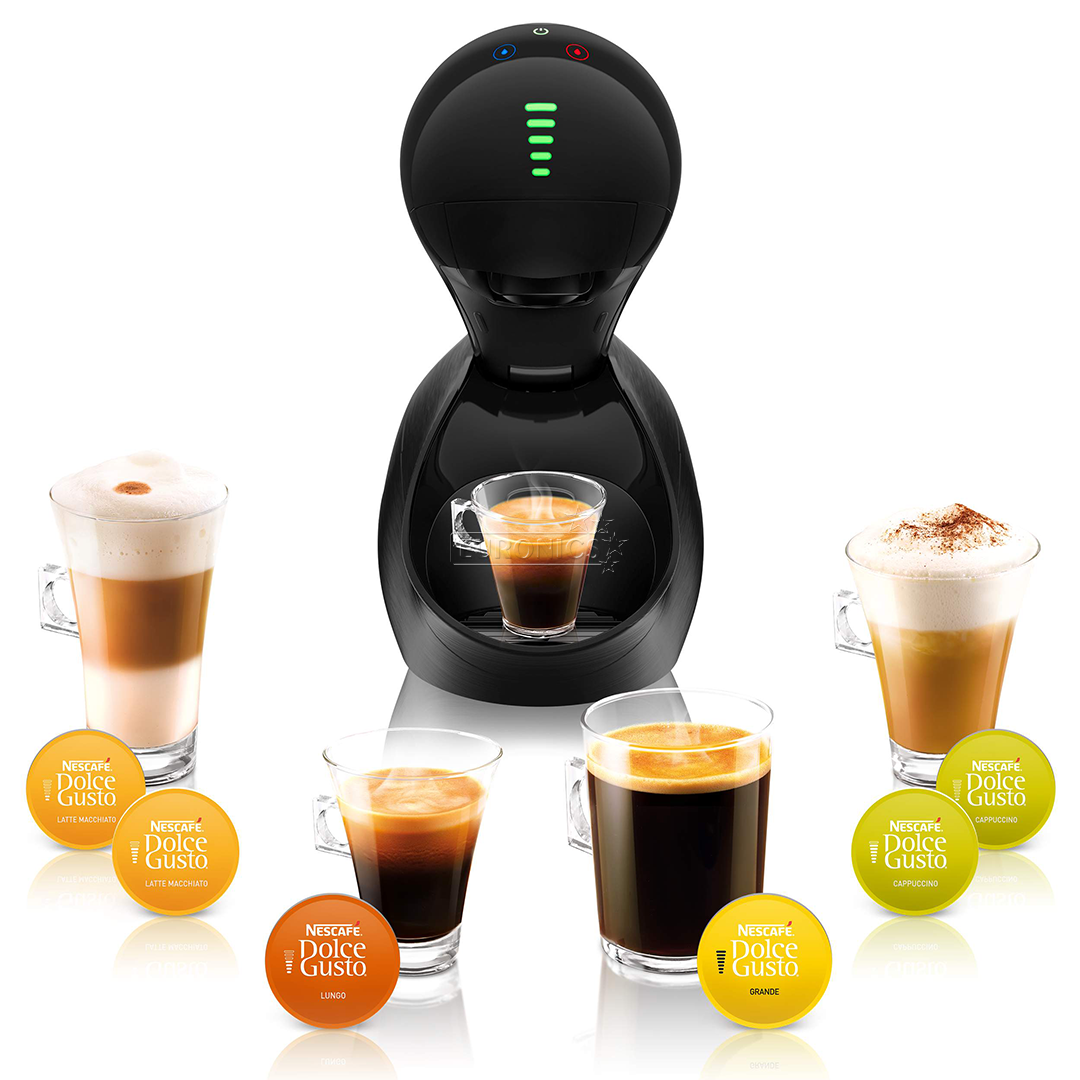 Capsule Coffee Machine Movenza Nescafe 174 Dolce Gusto