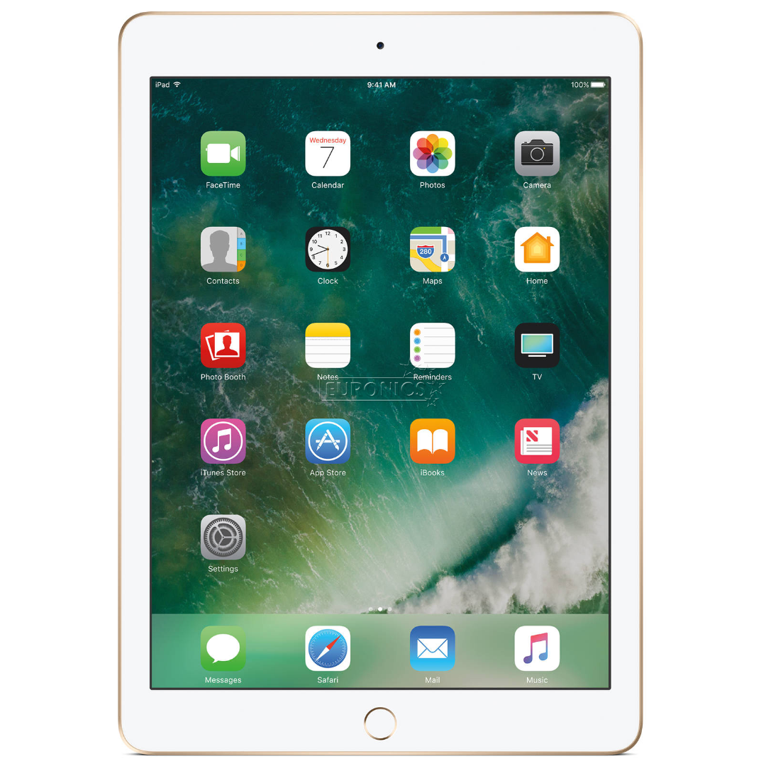 Tablet Apple Ipad 9 7  2017     32 Gb  Wifi  Mpgt2hc  A