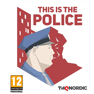 PS4 mäng This is the Police