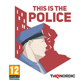 Игра для PS4 This is the Police