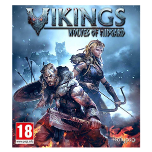 Xbox One mäng Vikings: Wolves of Midgard