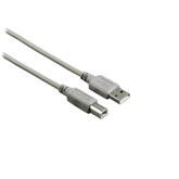 USB-провод-A -- USB-B Hama / 1,8 м