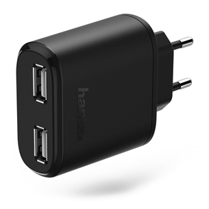 Laadimisadapter Hama Auto-Detect / 2x USB