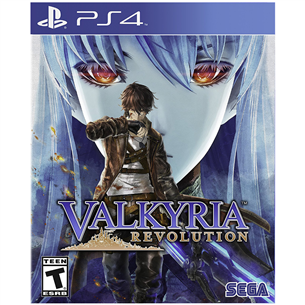 PS4 mäng Valkyria Revolution