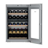 Integreeritav veinikülmik Liebherr Vinidor (maht: 33 pudelit)