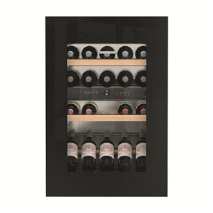 Built-in wine storage cabinet Liebherr Vinidor (capacity: 33 bottles)