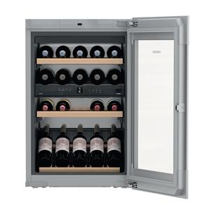 Built-in wine storage cabinet Liebherr Vinidor (capacity: 33 bottles)