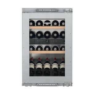 Integreeritav veinikülmik Liebherr Vinidor (maht: 30 pudelit)