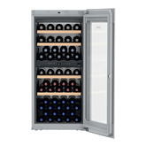 Built-in wine storage cabinet Liebherr Vinidor (capacity: 51 bottles)