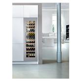Integreeritav veinikülmik Liebherr Vinidor (maht: 80 pudelit)