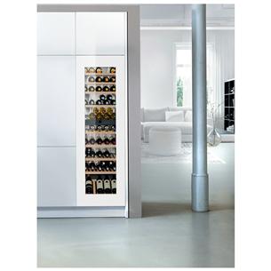 Integreeritav veinikülmik Liebherr Vinidor (maht: 83 pudelit)