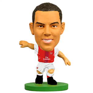 Kujuke SoccerStarz Theo Walcott Arsenal