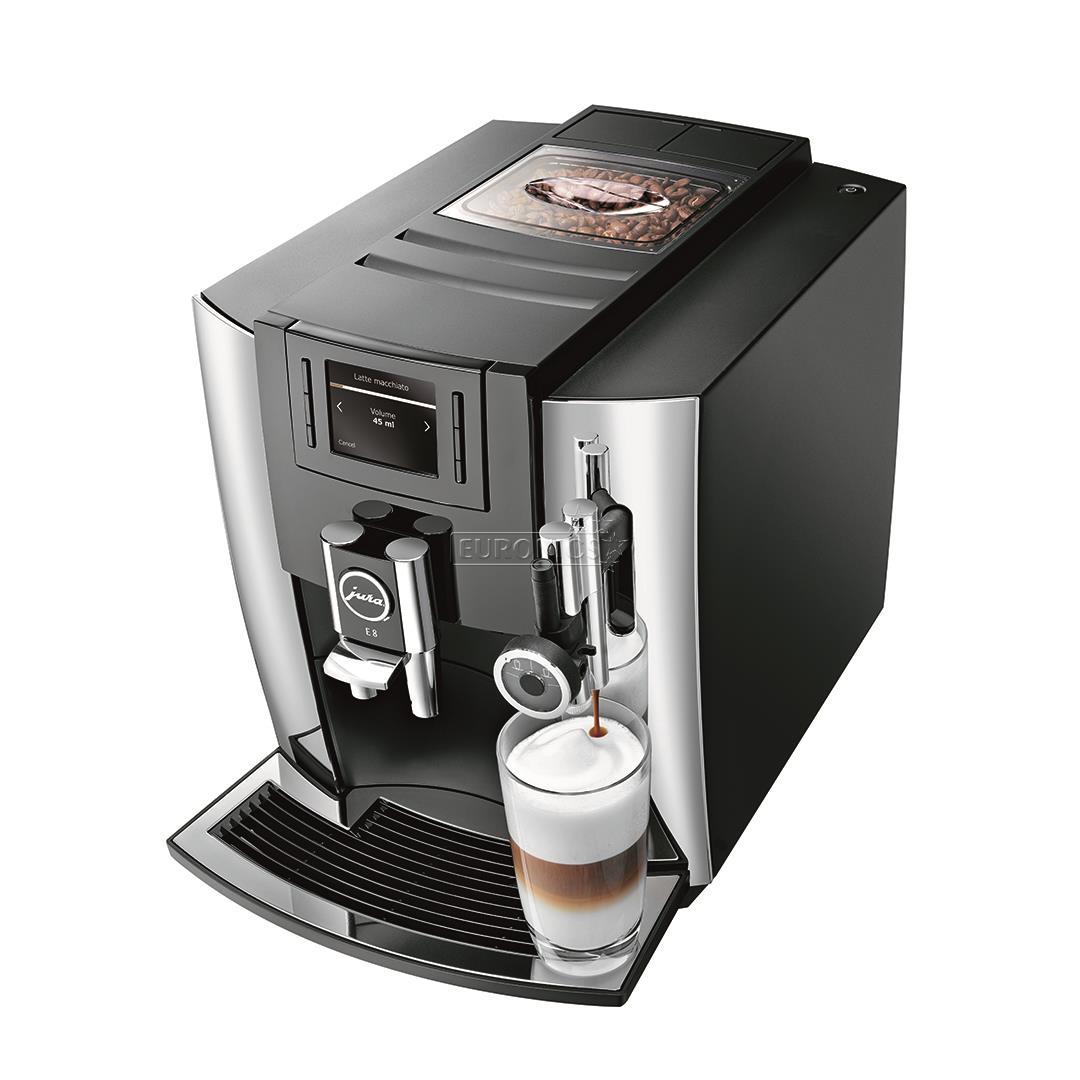 Espresso machine E8 Chrome, JURA, 15057