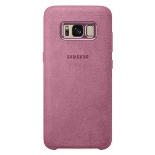 Samsung Galaxy S8 ümbris Alcantra