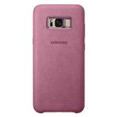 Samsung Galaxy S8+ ümbris Alcantra