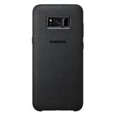 Samsung Galaxy S8+ cover Alcantara