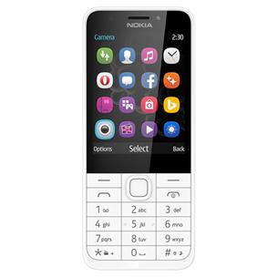 Mobiiltelefon Nokia 230 Dual SIM NOKIA230DS-SILVER