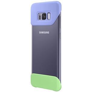 Samsung Galaxy S8+ kaheosaline ümbris