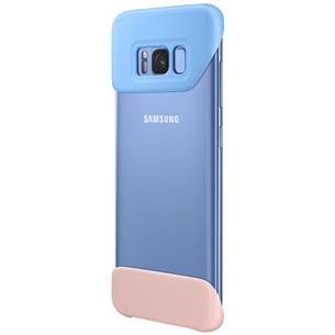 Samsung Galaxy S8 kaheosaline ümbris