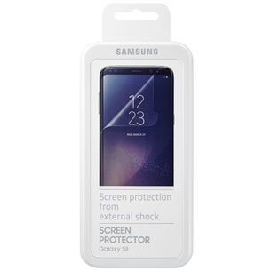 Samsung Galaxy S8 ekraanikaitsekile