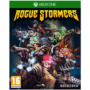 Xbox One mäng Rogue Stormers