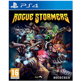 PS4 game Rogue Stormers