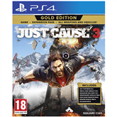 PS4 game Just Cause 3 Gold Edition