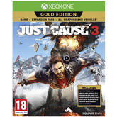Игра для Xbox One, Just Cause 3 Gold Edition
