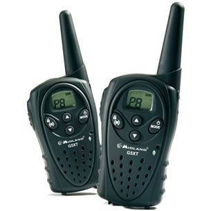 Raadiosaatjad G5 XT, Midland
