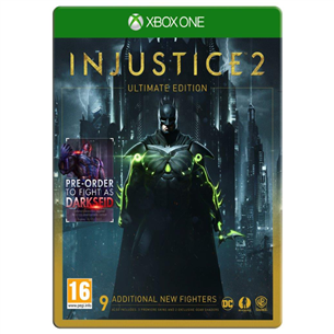Xbox One mäng Injustice 2 Ultimate Edition