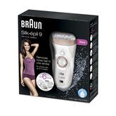 Эпилятор Silk-èpil 9 Wet & Dry, Braun