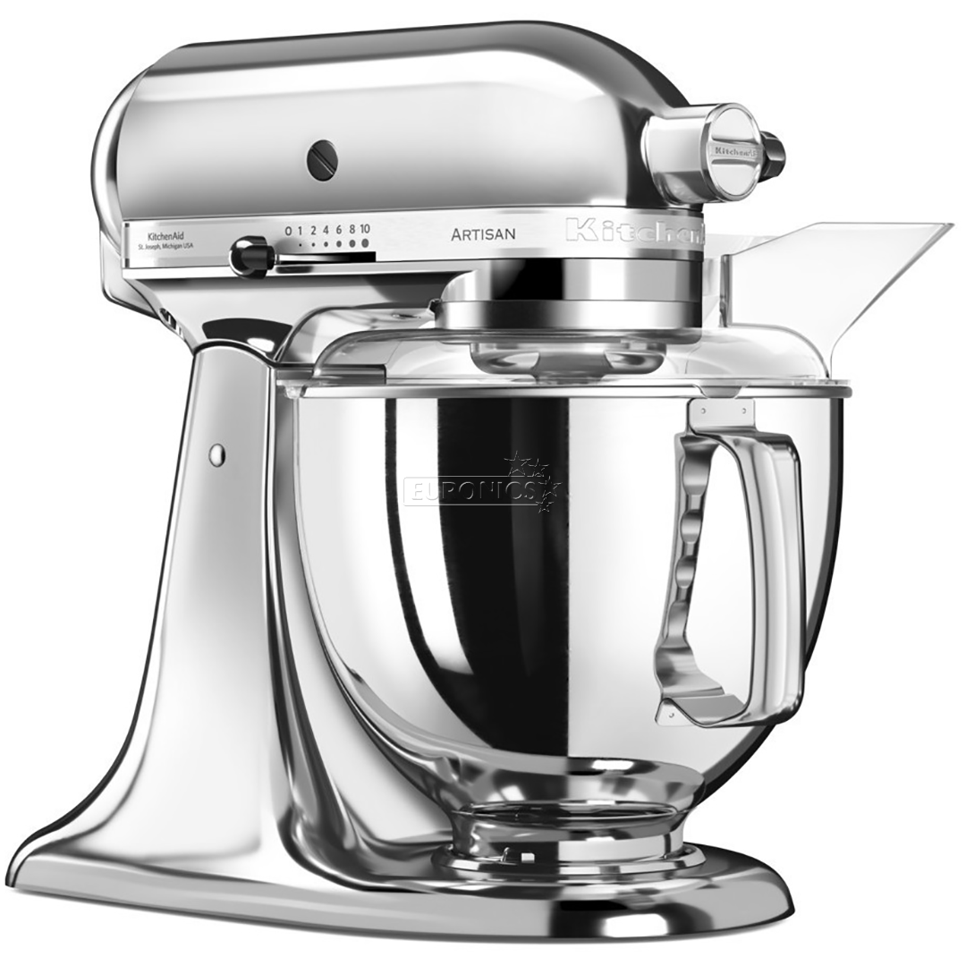 mixer kitchenaid artisan elegance 5ksm175psecr. Black Bedroom Furniture Sets. Home Design Ideas