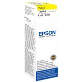 Tindimahuti täitepudel Epson T6644 / kollane
