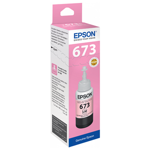 Tindimahuti täitepudel Epson T6736 / light magenta