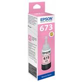 Ink bottle Epson T6736 / light magenta