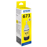 Ink bottle Epson T6734 / yellow