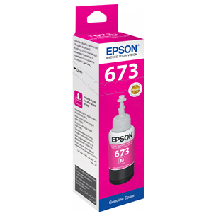 Tindimahuti täitepudel Epson T6733 / magenta