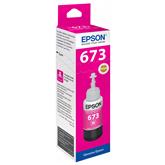 Ink bottle Epson T6733 / magenta