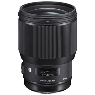 Lens for Nikon 85 mm F1,4 DG HSM Art Sigma