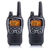 Two-way radios Midland XT70 + 2 headsets MA21L