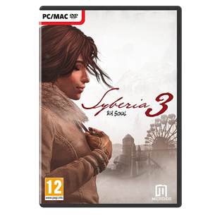 PC game Syberia 3