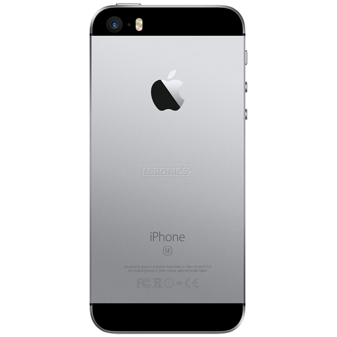 iphone se 32 vs iphone 6