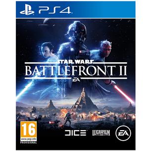 PS4 game Star Wars: Battlefront II 5030944121610