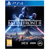 PS4 mäng Star Wars: Battlefront II