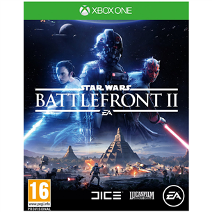 Xbox One mäng Star Wars: Battlefront II