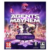Arvutimäng Agents of Mayhem Day One Edition