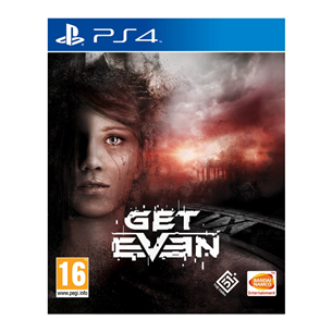 PS4 mäng Get Even